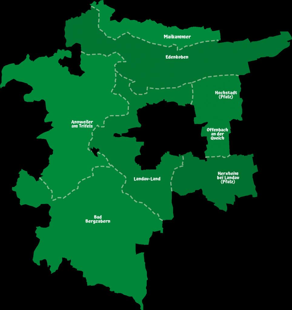 FWG lückenlos im Kreis Südliche Weinstraße vertreten!